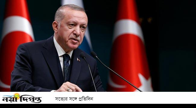 Turkey will work with the Taliban if a coalition government is formed: Erdogan