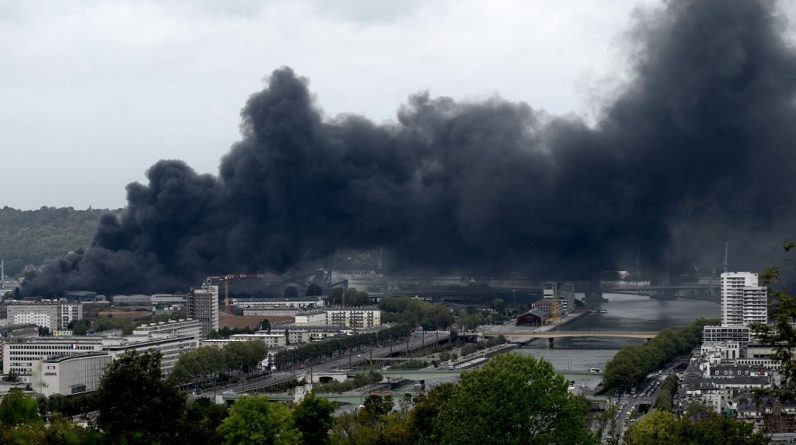 Two years after the fire at the chemical plant in Rouen, where is justice?