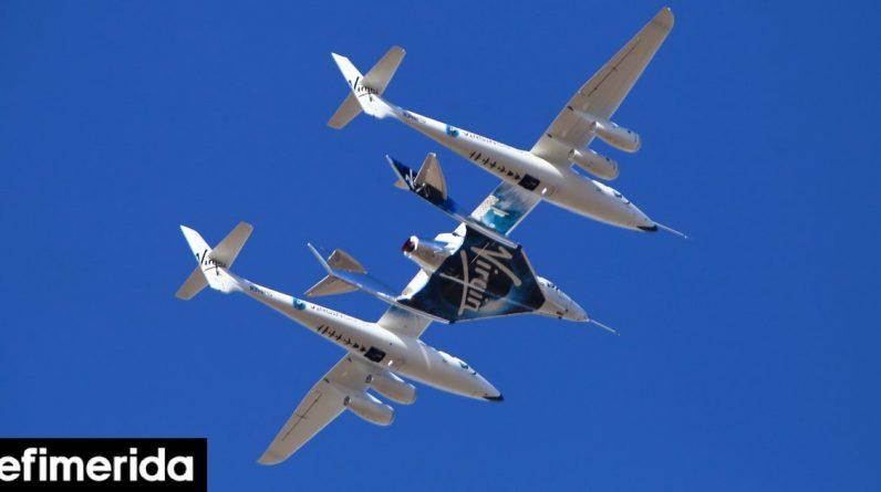 USA: FAA fixes Virgin Galactic spacecraft technology