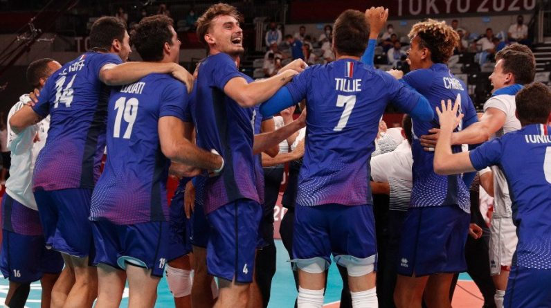Volleyball - World Cup 2022 (H): Les Blues in the top 24