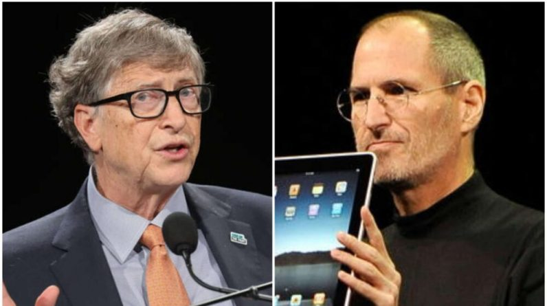 Were Bill Gates and Steve Jobs so angry with each other?  - Life
