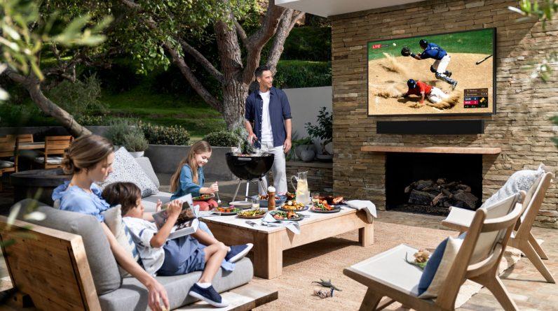 Samsung's New Lifestyle TVs: The Terrace and Zero, Prices in Romania: Gadget.ro - Hi-Tech Lifestyle
