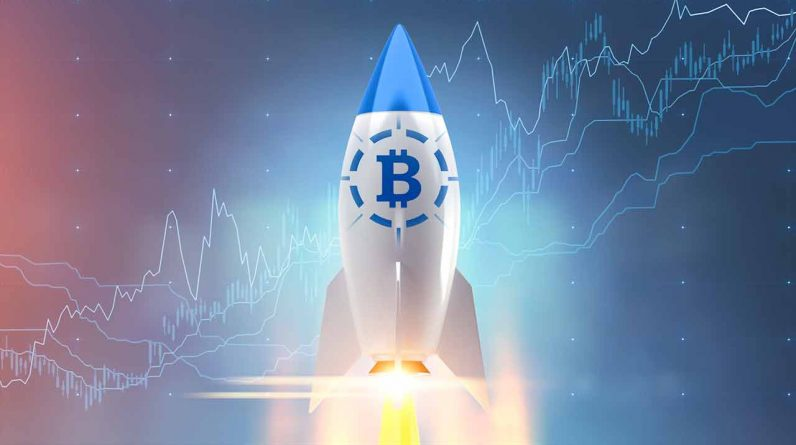 Bitcoin, unsolvable: the all-time high and then nothing up to $ 100,000