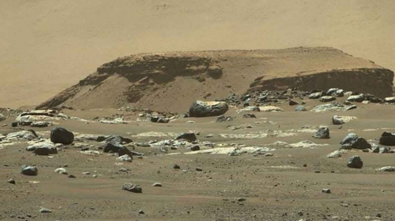 NASA rover to identify river beds on Mars