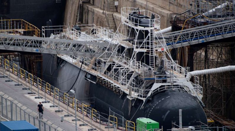 How Arcus Torpedo did it to sell French submarines to Australia