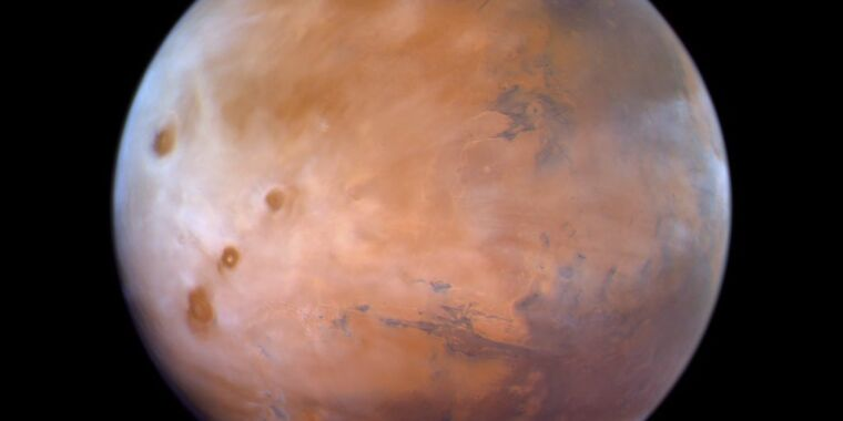 The first Arab voyage to Mars offers interesting science