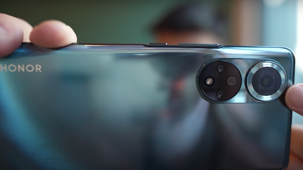 Honor introduces the phone with superior cameras with Google services