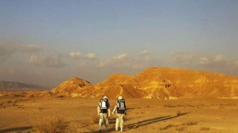 Exploring Mars on Foot: Here is a new tutorial on extraterrestrial human missions on the Red Planet
