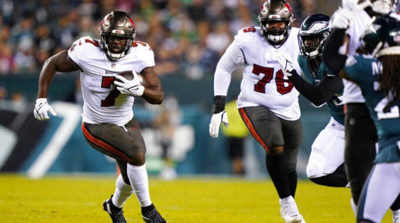 Eagles - Buccaneers (22-28): Tampa Bay was very strong