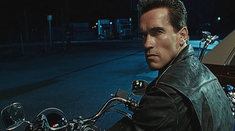 Terminator 2: How the images of a scary message were incorporated into the film