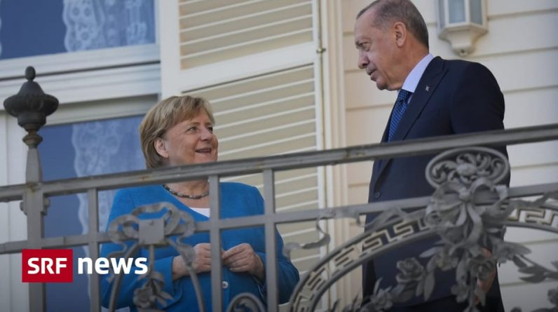 Government visit to Turkey - President Merkel on farewell visit to Turkey - News