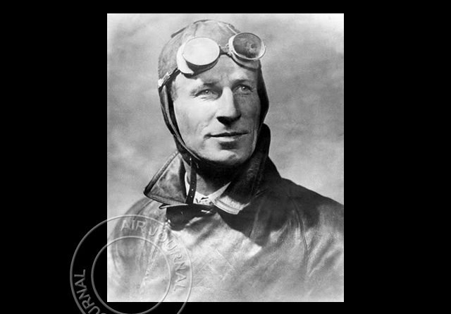 October 19, 1930 Sky: England-Australia: Kingsford Smith's recording test