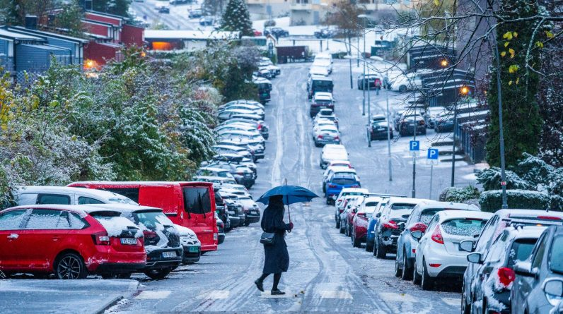 Weather, snow |  Meteorologist: - Do not be afraid!  Tomorrow it will be double digits