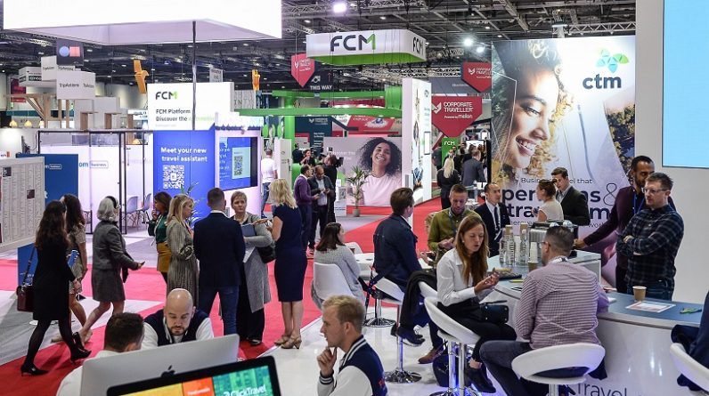 In BDS London, sustainability and business travel go hand in hand