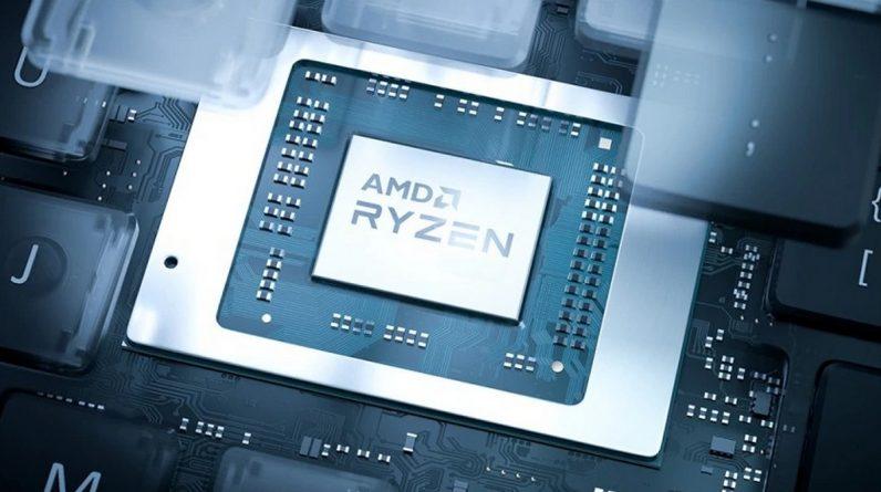 Raison 6000 (Rembrandt) burns on FP7 socket network with 8-core APU