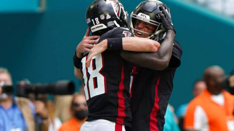 Dolphins - Falcons (28-30): Atlanta at the end of the suspense