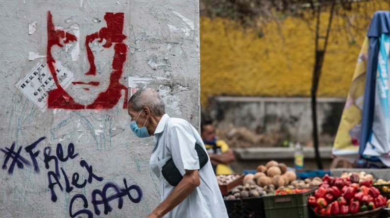 Alex Chop, Maduro's artisan, was extradited to the United States