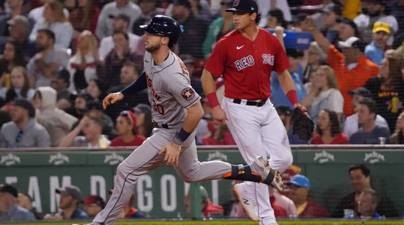 Analysis: Astros vs. Red Sox