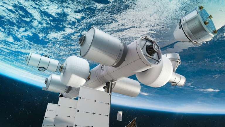 Blue Origin wants to build its own commercial space station