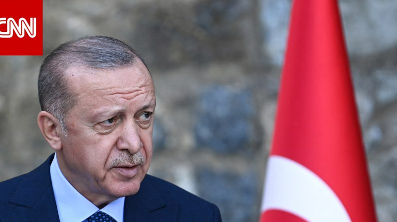 """Erdogan orders ambassadors of 10 countries to be considered """"no-man's land"""" after Osman demands release of guards"""