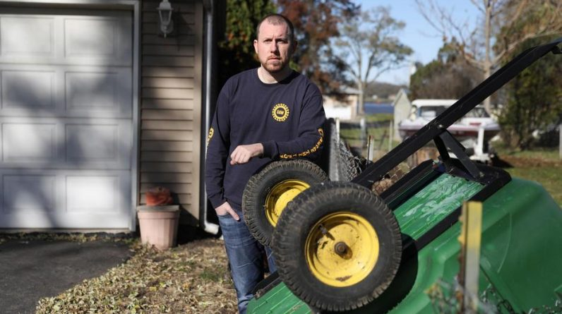 Essential.  John Deere workers join the strike movement in the United States