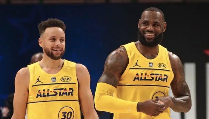 LeBron James et Stephen Curry dans la même équipe NBA ?