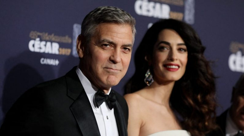 George Clooney is ashamed: Amal is not allowed to watch this cult movie