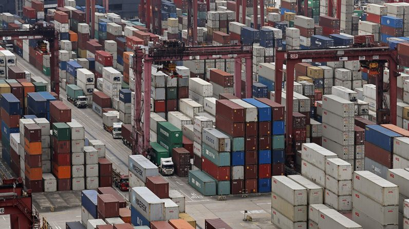 Global supply chain: Dreams get worse