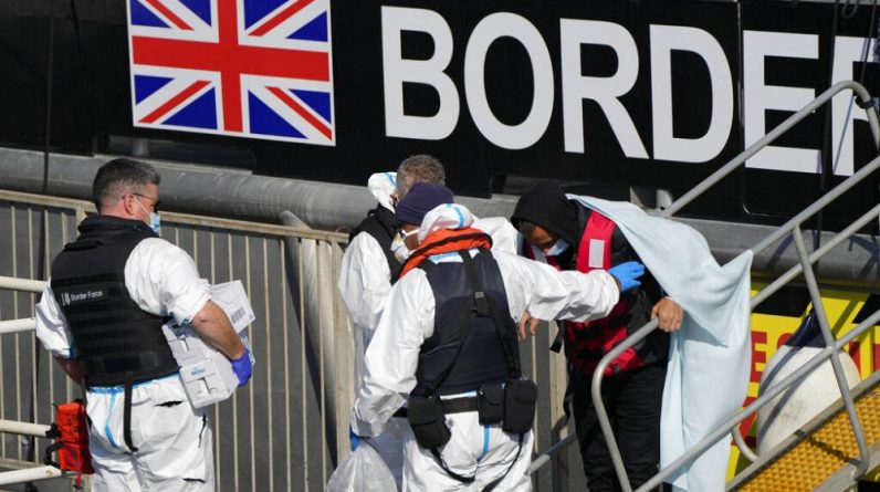 Illegal channel crossings are on the rise: the deal between London and Paris