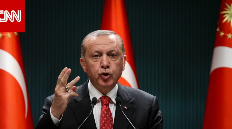 In which countries did Erdogan decide to expel his ambassadors?  How did you respond to the President of Turkey?