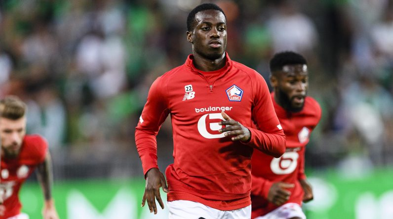 LQ1 / Clermont - LOSC: Timothy Weh (Lilly), an American Joker who guided the Mastiffs' attack
