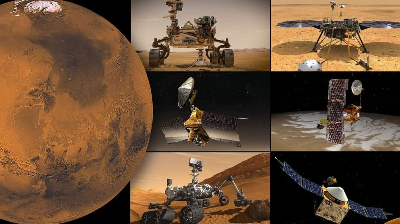 'Leave' for robots on Tuesday ... NASA to suspend communications for two weeks!  Why?     NASA will stand down from commanding its Mars missions for the next few weeks