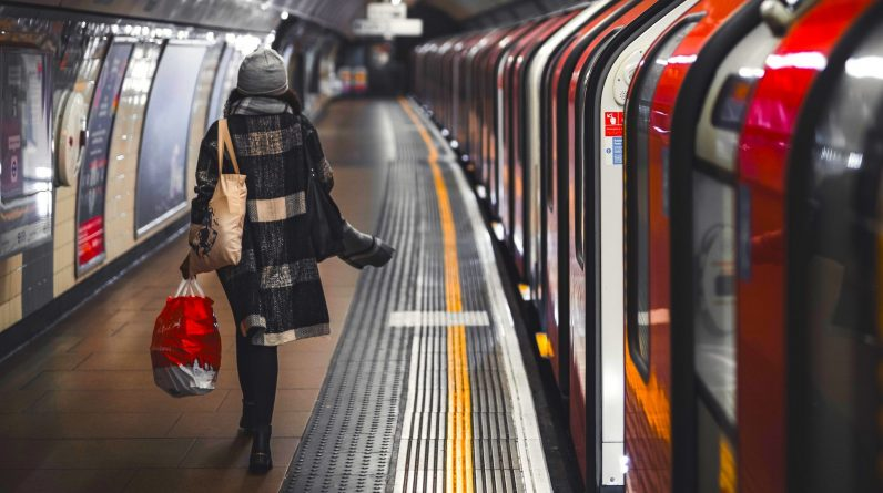 London: The underground will be reopened at night to keep it safe at night, especially for women
