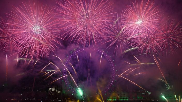 La ville promet que «Londres accueillera la nouvelle année de manière spectaculaire».