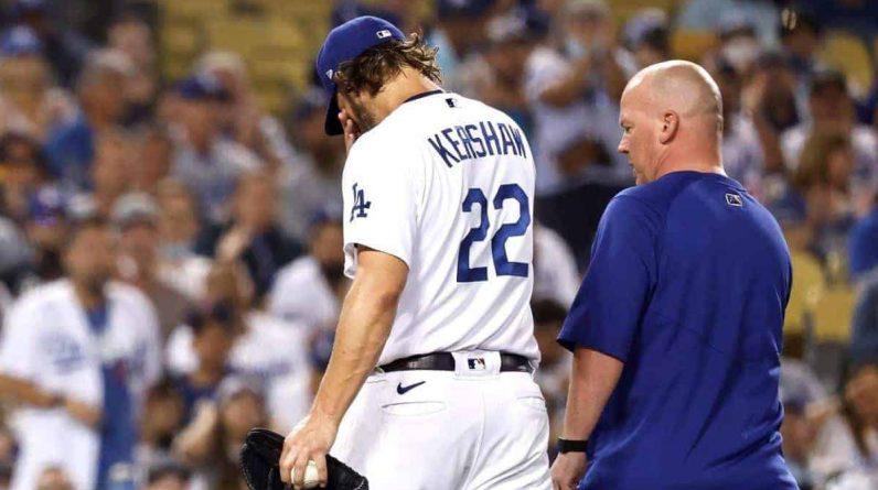 MLB Summary: Clayton Kershaw will not run    Spectacular ratings