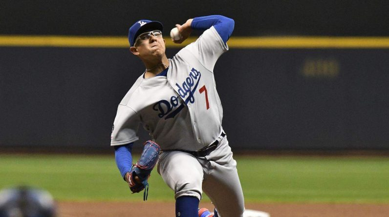 MLB Summary: Julio Urias launches tomorrow |  Brian Docier wants to be a manager