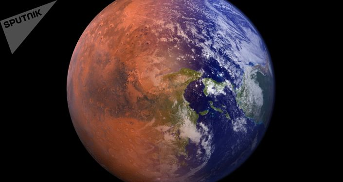"""Mars is more beautiful than Earth .. Look at his sad story when he lost his """"noble"""" organ and went to hell ... Photos and Video"""