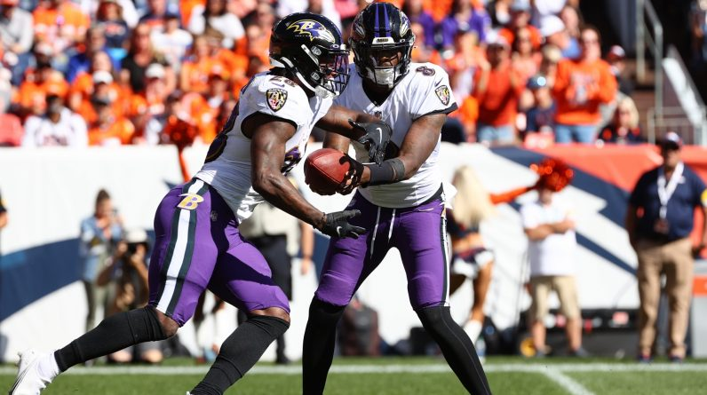 NFL 100-yard running record: How can the Ravens beat the Steelers' decade-long record against the Golds?