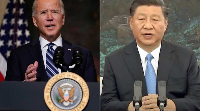 The US and Chinese presidents will meet almost by the end of the year  The world