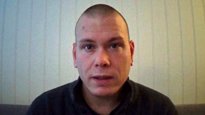 Espen Andersen Bråthen qui a tué cinq personnes avec un arc mercredi en Norvège