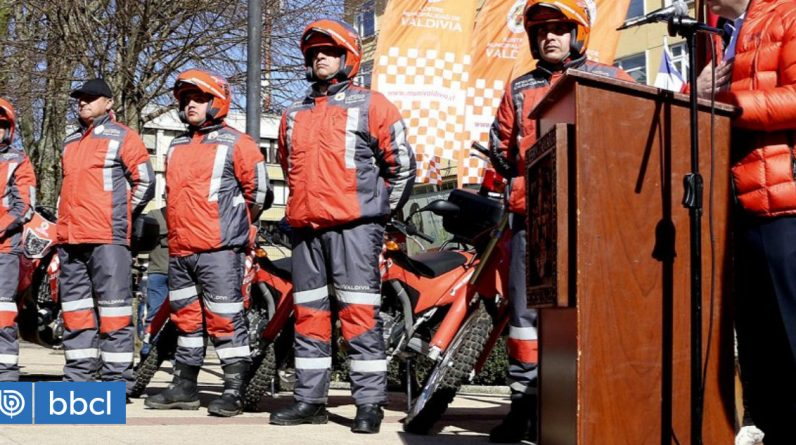 """Valdivia: National to contract with municipal private company to relaunch """"citizen protection"""" service"""