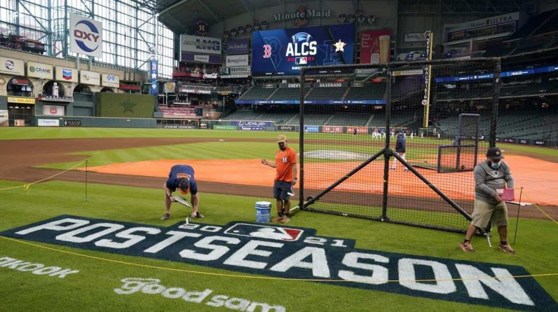 World Series: Favorites against Astros Braves